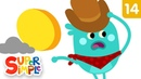 The Bumble Nums Make Mouth-Watering Mac Cheese Cartoons for Kids