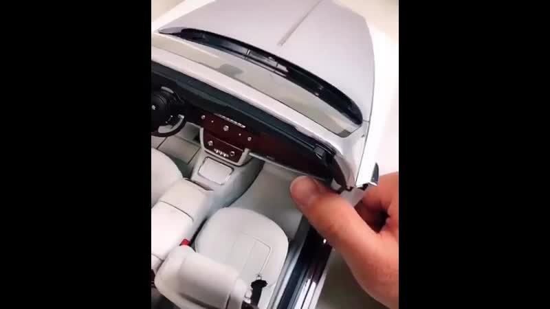 Rolls Royce в миниатюре 🔥