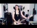 Rammstein Bück Dich Live Guitar Cover