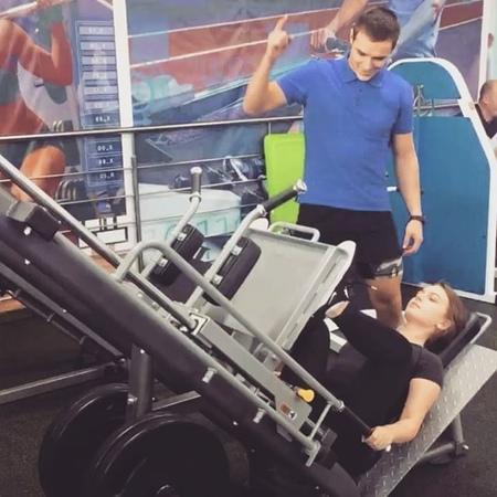 Volkov luga fitness video