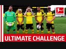 Reus, Pulisic Co. - Borussia Dortmunds Crazy Glasses Challenge