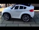 Детский электромобиль BMW X6 джип JJ 258 R-1 -