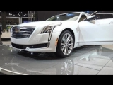 2018 Cadillac CT6 AWD - Exterior And Interior Walkaround