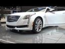 2018 Cadillac CT6 AWD Exterior And Interior Walkaround