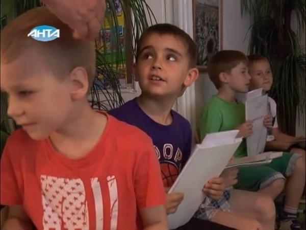 Диспансеризация детей в Азовском районе 17.06.16