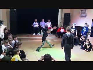 Владик bboy Scream #JDISchool Школа брейк-данса г. Саратов