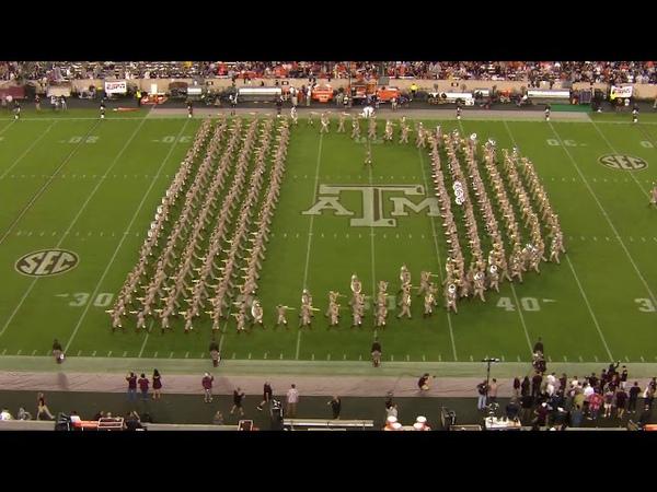 Fightin' Texas Aggie Band Halftime: Clemson