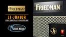 Friedman JJ Junior Jerry Cantrell 20 Watt Signature Head In Depth Demo