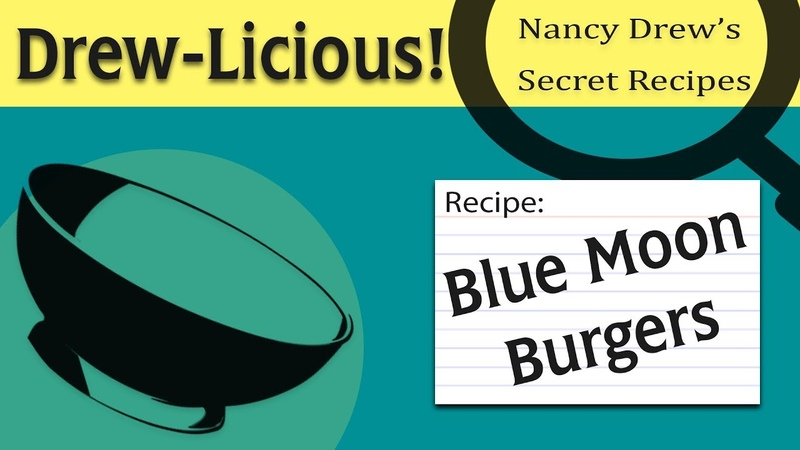 Drew-Licious! Blue Moon Burgers - With Special Guests! | Nancy Drew Games | HeR Interactive