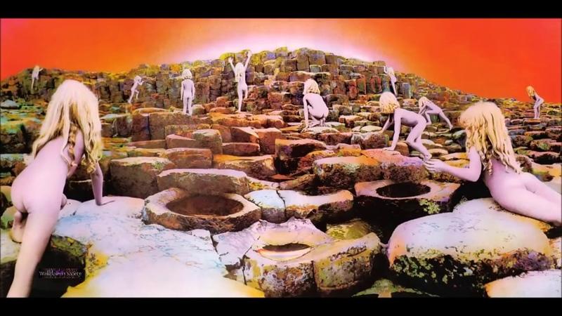 Led Zeppelin Houses Of The Holy FULL ALBUM 1973