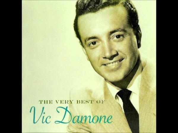 Vic Damone - Green Eyes Aquellos Ojos Verdes (муз. Nilo Menéndez, ст. Adolfo Utrera - англ. т. Eddie Rivera, Eddie Woods