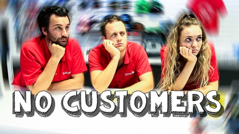 No Customers - Bored Ep 74 (working in retail with a crappy boss)   Viva La Dirt League (VLDL)