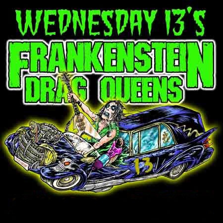 Дискография Wednesday 13's Frankenstein Drag Queens From Planet 13 1996 - 2004