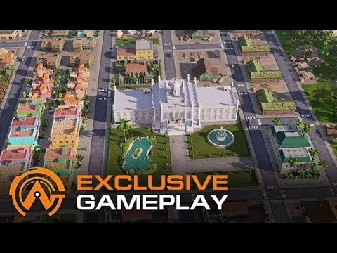 Tropico 6 EXCLUSIVE GAMEPLAY - Presidente Independence Day