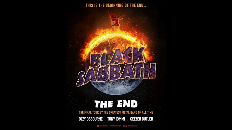 Black Sabbath The End at The Forum (Inglewood, CA)