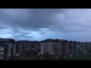 ВоркутаНеМёд В Воркуте сегодня гроза. 2018