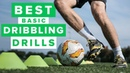 5 ESSENTIAL FOOTBALL DRIBBLE DRILLS YOU NEED TO LEARN