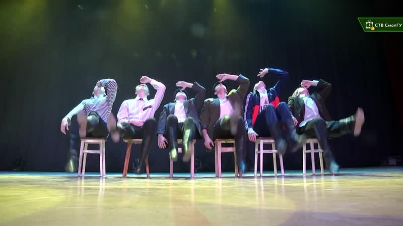 Коллективный танец ППФ
