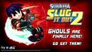 Обновление Slugterra Slug It Out 2 Геймплей Трейлер