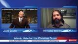 The Glazov Gang-Islamic Hate for the Christian Cross