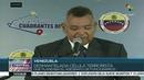 Gobierno de Venezuela desmantela célula terrorista