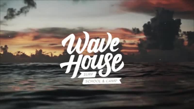 Сёрфинг в школе Wave house