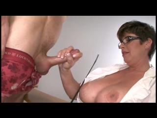 Clubtug - big tits boobs busty milf mature cumshot handjob masturbation мастурбирует дрочит член