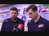 Мартин Бланко Коста о матче с московским