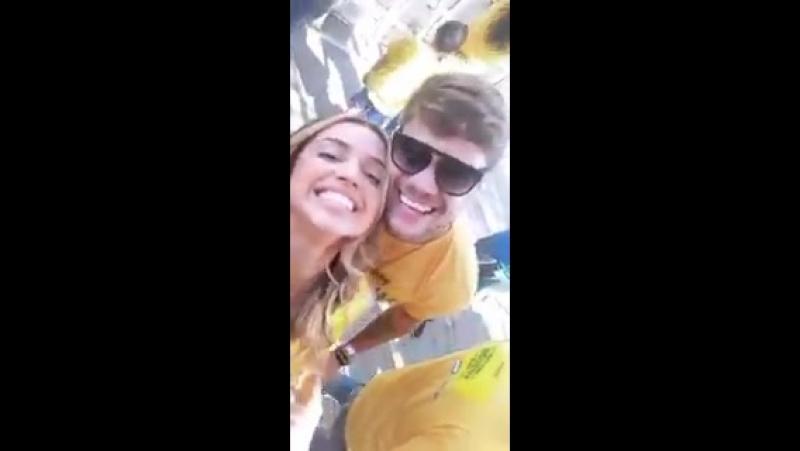 Mineirão Brasil 2 x 0 Costa Rica - 22/06/2018