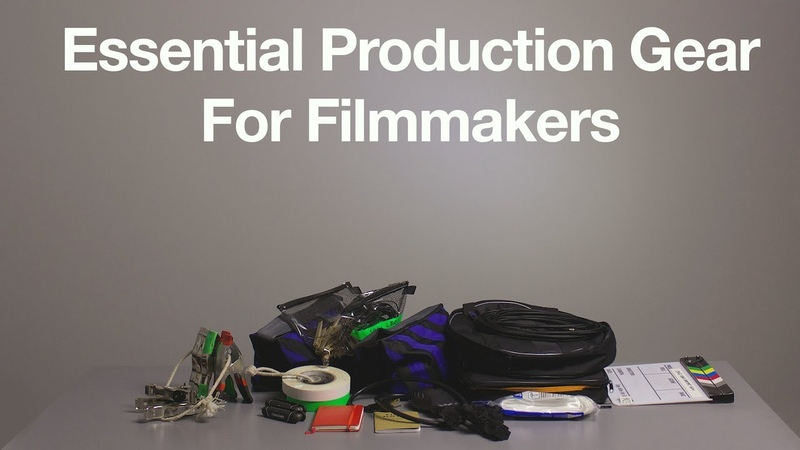 Essential Video Production Gear for Filmmakers