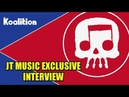 Exclusive JT Music Christian and John Interview - The Koalition