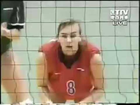 8 RUSSIA vs Brasil 98 World Championships battle for 3rd (artamonova, sokolova, tischenko, godina)