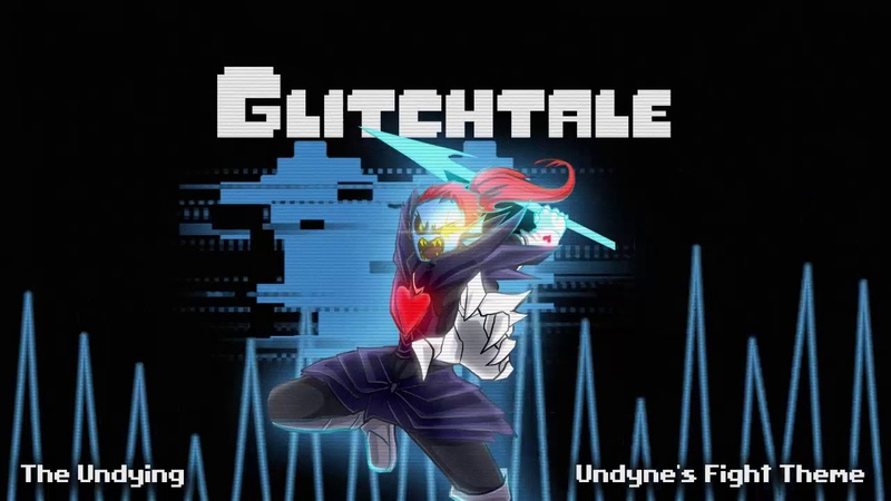 Glitchtale OST - The Undying [Metal Remix][Undyne's Fight Theme]