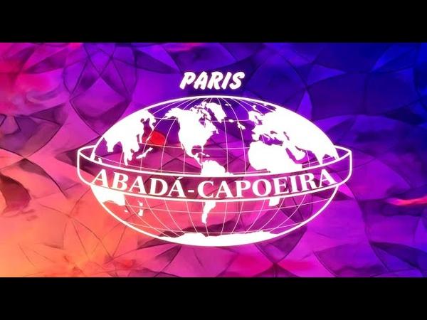 Abadá Capoeira Paris - le dépassement de soi