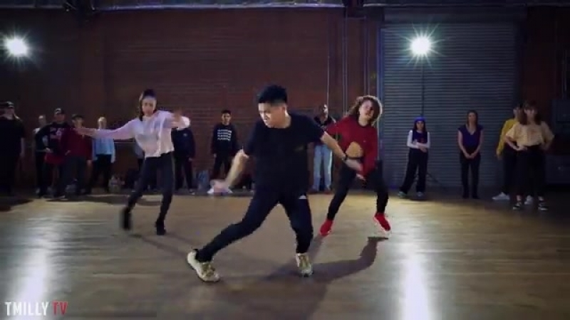 Charlie Puth How Long Jerry Folk Remix Delaney Glazer Choreography