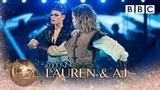 Lauren Steadman and AJ Pritchard Paso Doble to Poison by Nicole Scherzinger - BBC Strictly 2018
