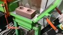 Лего станок тм5Bricks40S технология ПОЛНОЕ ВИДЕО Замес в режиме Нонстоп с комента