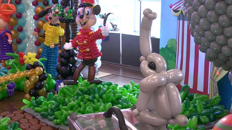Кулька – як мистецтво! У Полтаві вперше провели виставку-фестиваль повітряних кульок