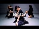 Prepix dance studio Body - Syd / Jiyoung Youn Choreography