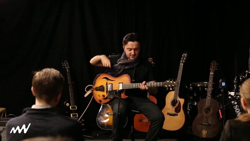 Петр Маланов – Разновидности акустических гитар