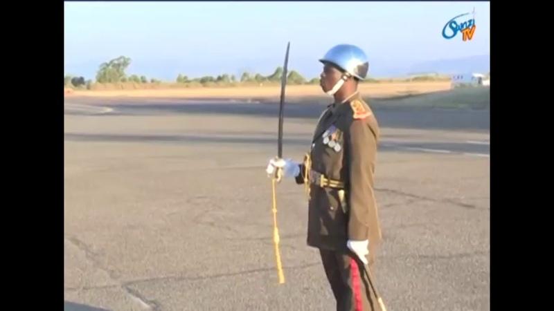 Мсвати III король Свазиленда