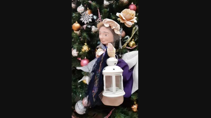Бабушка Яга приглашает на кукольный спектакль в Усадьбу Шаляпина