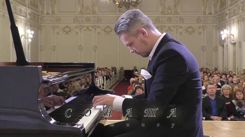 D. Scarlatti. 4 sonatas, performed by Dmitry Myachin