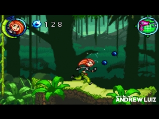 Evolution of Kim Possible Games 2002-2010