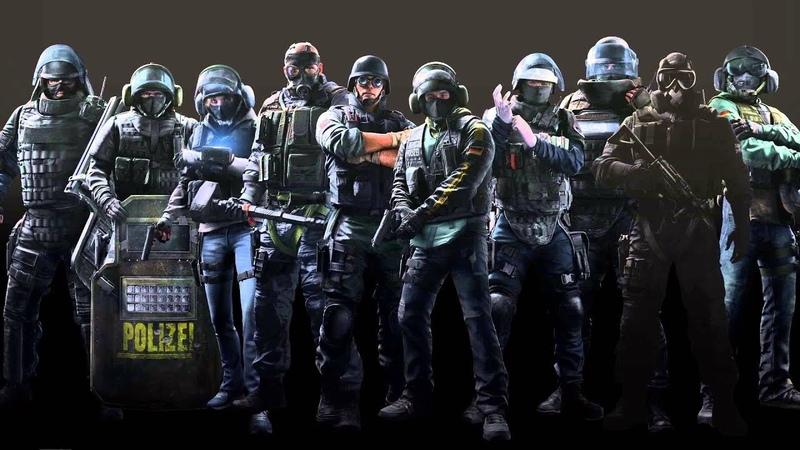 Радуга шесть ноябрь 2018 Rainbow Six Siege Manual Всё о выборе не геймплей