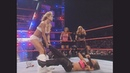 Trish Stratus, Ashley Mickie James vs. Torrie Wilson, Candice Victoria: Raw, Nov. 28, 2005