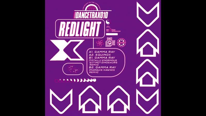 Redlight Gamma Ray Totally Enormous Extinct Dinosaurs Remix UTTU Dance Trax Vol 10