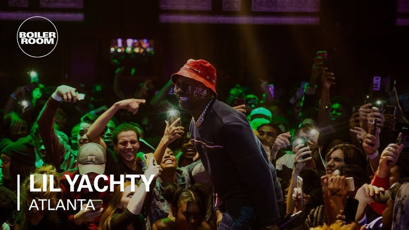 Lil Yachty   Boiler Room x AXE Music One Night Only Atlanta