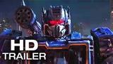 BUMBLEBEE Optimus Prime Trailer NEW (2018) John Cena Transformers Movie HD