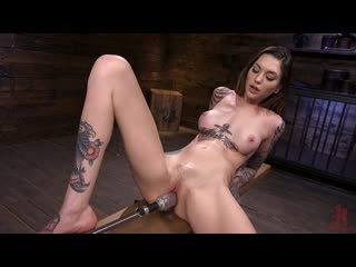[kink] rocky emerson - sexy alt girl rocky emerson has nonstop orgasms from fucking machines (27.02.2019) dildo, machine dildo
